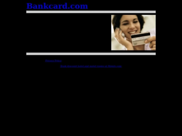 bankcard.com