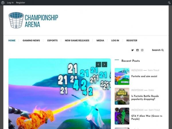 championshiparena.com