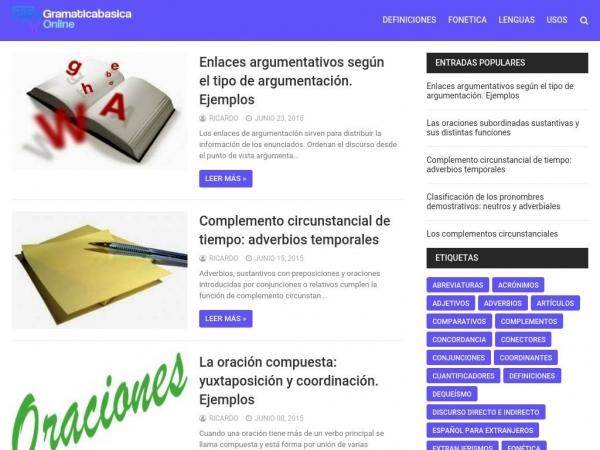 gramaticabasicaonline.blogspot.com
