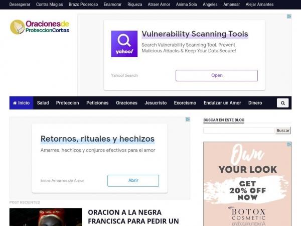 oracionesdeproteccioncortas.blogspot.com