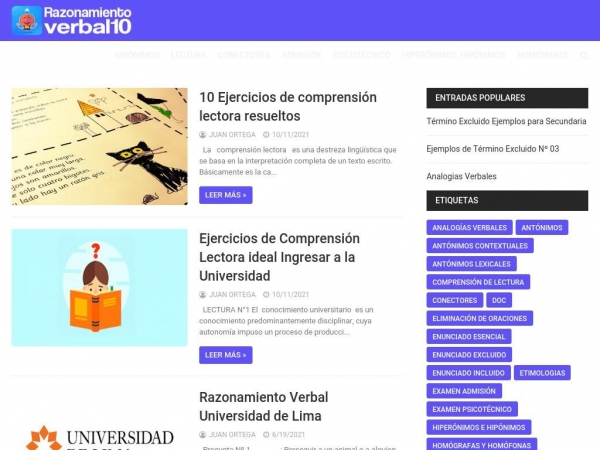 razonamientoverbal10.blogspot.com